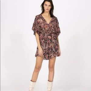 NEW with tags • IRO • Serene Playsuit Jumper